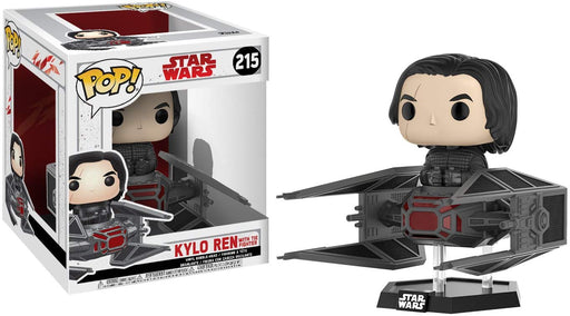 Funko POP! Star Wars - Kylo Ren with Tie Fighter Vinyl Figure #215