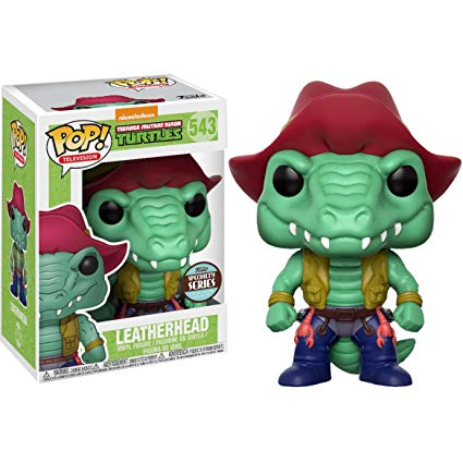 Funko POP! Teenage Mutant Ninja Turtles - Leatherhead Specialty Series Vinyl Figure#543