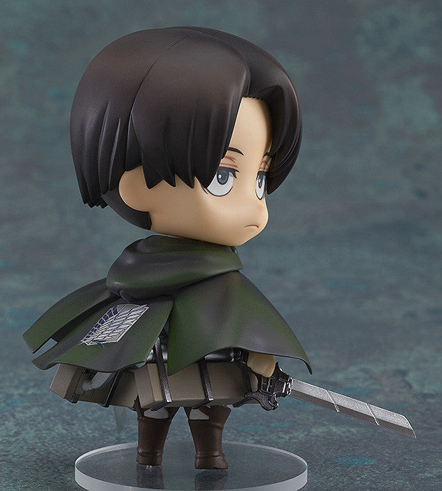 Nendoroid: Attack on Titan - Levi #390 (Re-Run)