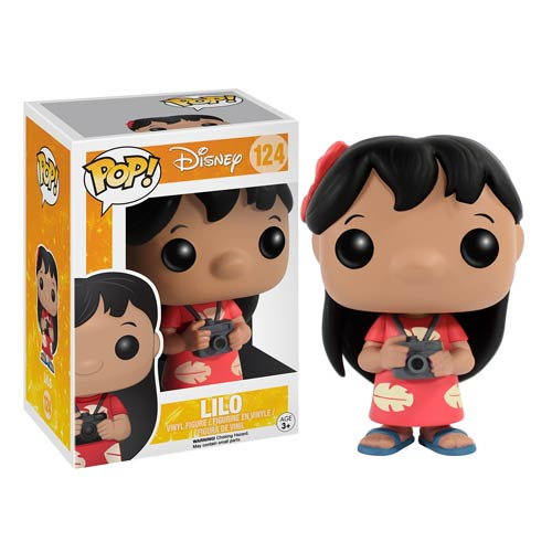 Funko POP! Disney: Lilo and Stitch - Lilo Vinyl Figure #124