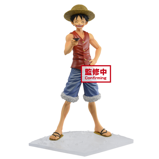 Banpresto: One Piece Magazine - Special Episode Vol.1 Luffy Figure