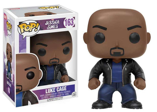 Funko POP! Marvel: Jessica Jones - Luke Cage Vinyl Figure #163