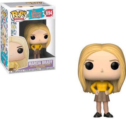 Funko POP! The Brady Bunch - Marcia Brady Vinyl Figure #694