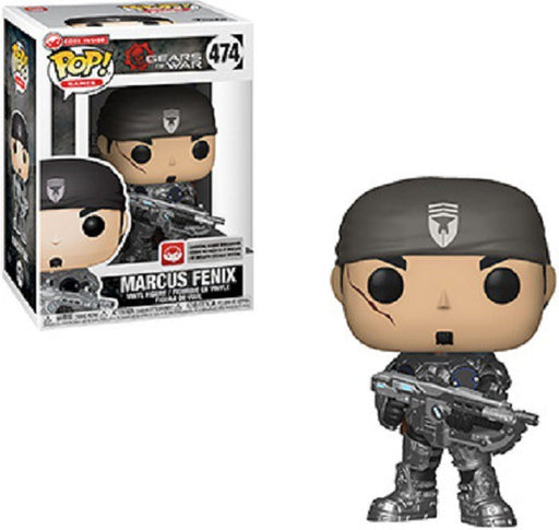 Funko POP! Gears of War - Marcus Fenix Vinyl Figure #474