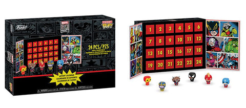 [PRE-ORDER] Funko Advent Calendar: Marvel 24ct Advent Calendar