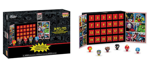 Funko Advent Calendar: Marvel 24ct Advent Calendar