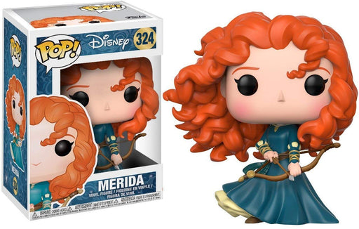 Funko POP! Disney: Brave - Merida Vinyl Figure #324