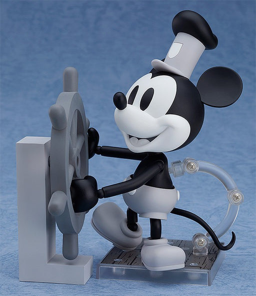 Nendoroid: Mickey Mouse - Mickey Mouse: 1928 Ver. (Black & White) #1010a