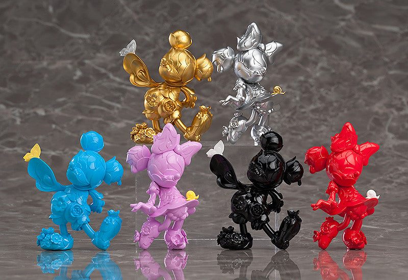 James Jean x Good Smile Company: Mickey Mouse and Minnie Mouse 90th Anniversary Edition Blind Box Figure