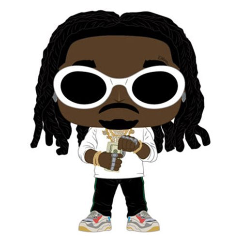 Funko POP! Rocks: Migos - Takeoff Vinyl Figure