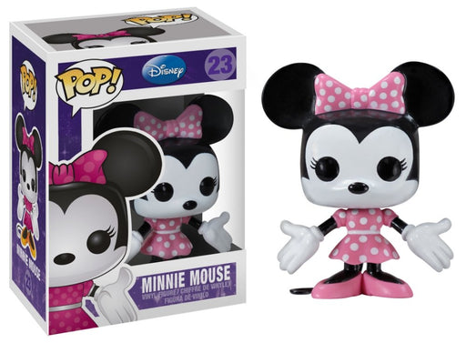Funko POP! Disney - Minnie Mouse Vinyl Figure #23
