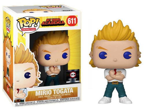 Funko POP! My Hero Academia - Mirio Togata #611 Chalice Exclusive [READ DESCRIPTION]