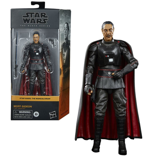 Star Wars: The Black Series - Moff Gideon (The Mandalorian) 6-Inch Action Figure
