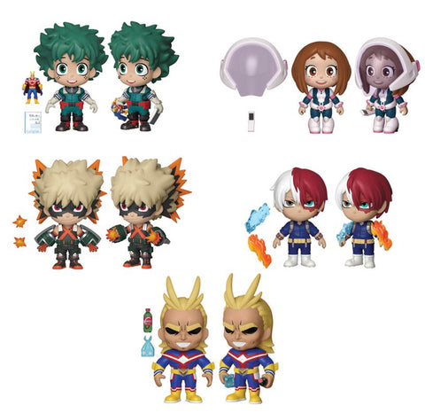 [PRE-ORDER] Funko 5 Star: My Hero Academia - Complete Set of 5