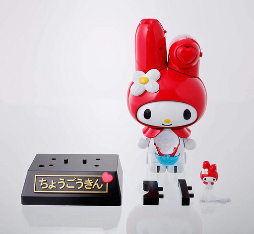 Tamashii Nations Chogokin: Hello Kitty - My Melody Die-Cast Figure