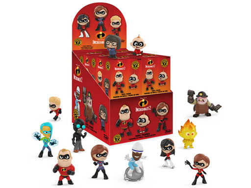 Funko Mystery Minis: Incredibles 2 Mystery Minis - 1 Pack