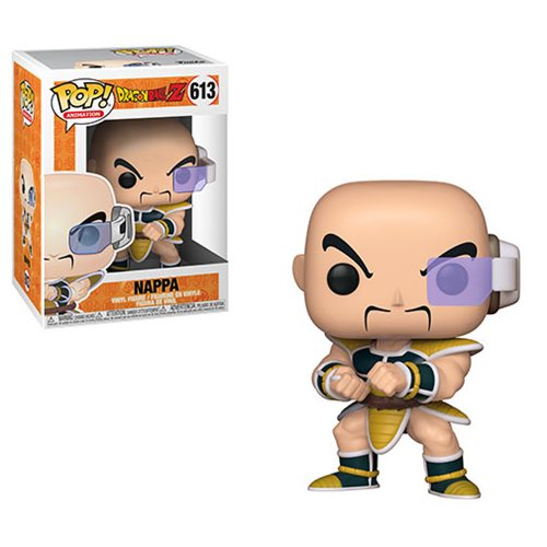 Funko POP! Dragon Ball Z - S6 Nappa Vinyl Figure #613