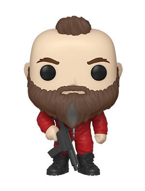 Funko POP! Money Heist (La Casa De Papel) - Oslo Vinyl Figure