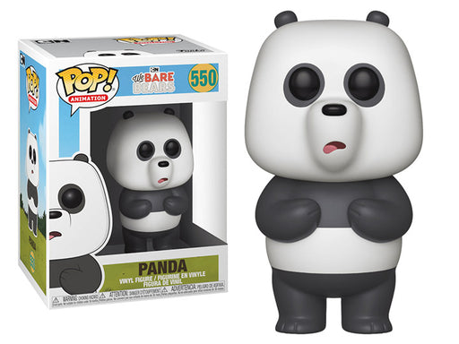 Funko POP! We Bare Bears - Panda Vinyl Figure #550