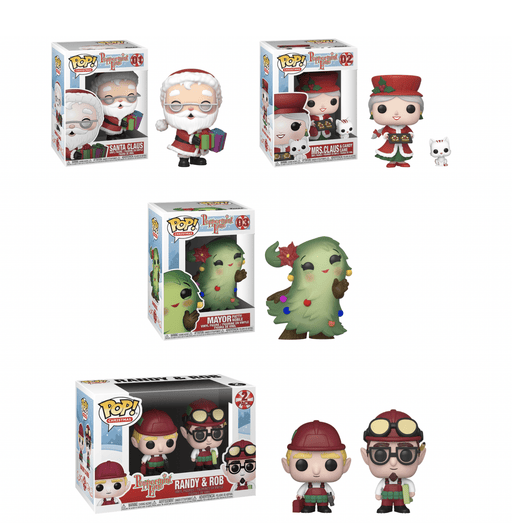 [PRE-ORDER] Funko POP! Peppermint Lane - Set of 5