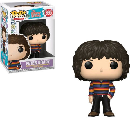 Funko POP! The Brady Bunch - Peter Brady Vinyl Figure #695