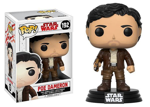 Funko POP! Star Wars - Poe Dameron Vinyl Figure