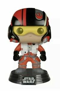 Funko POP! Star Wars: The Force Awakens - Poe Dameron Vinyl Figure