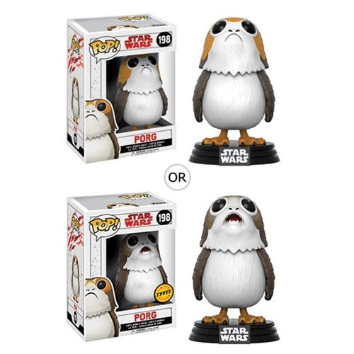 Funko POP! Star Wars: The Last jedi - Porg Vinyl Figure #198