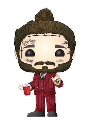 Funko POP! Rocks - Post Malone Vinyl Figure