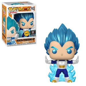 Funko POP! Dragon Ball Super - Vegeta Powering Up Chase #713 Chalice Exclusive [READ DESCRIPTION]