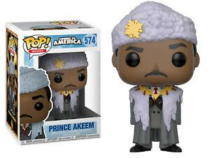 Funko POP! Coming To America - Prince Akeem Vinyl Figure #574