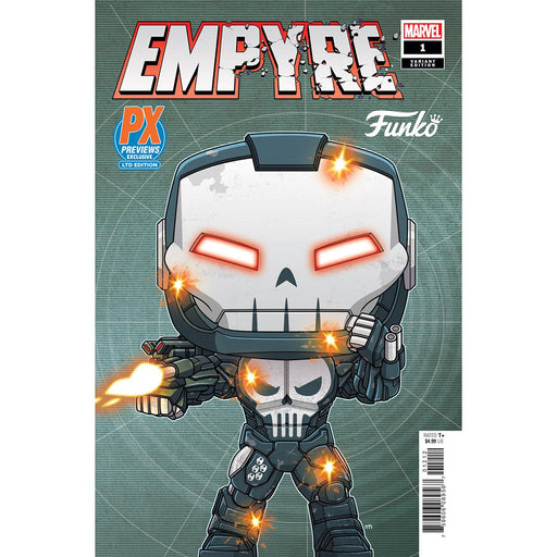 Marvel Comics: Avengers: Punisher #1 Comic Book [Funko PX Previews Variant Cover]