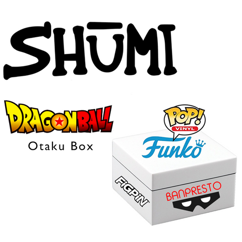 Shumi Otaku Box - S1 - Dragon Ball Z/GT/Super