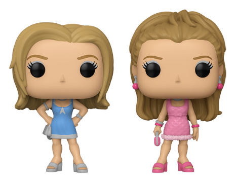 [PRE-ORDER] Funko POP! Romy and Michele's High School Reunion - Set of 2