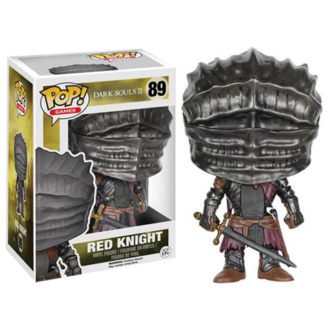 Funko Pop! Games - Dark Souls III Red Knight Vinyl Figure #89