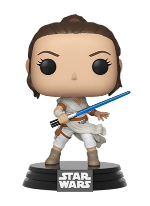[PRE-ORDER] Funko POP! Star Wars: The Rise of Skywalker - Rey Vinyl Figure #307
