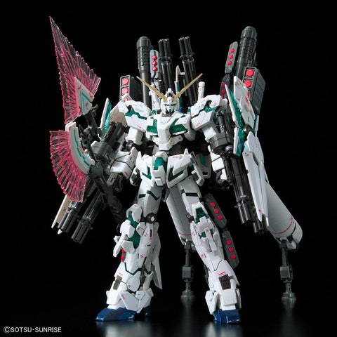 Bandai Hobby: Gundam UC - RG 1/144 Full Armor Unicorn Gundam Model Kit