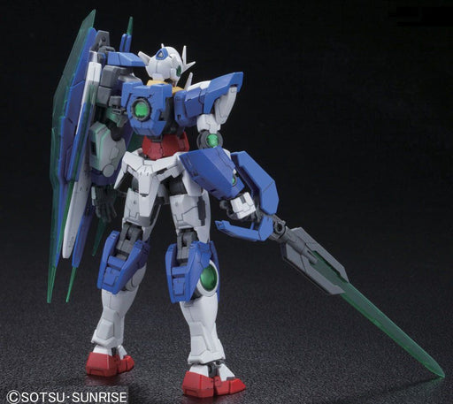 Bandai Hobby: Gundam 00 - RG 1/144 00 QAN[T] Model Kit
