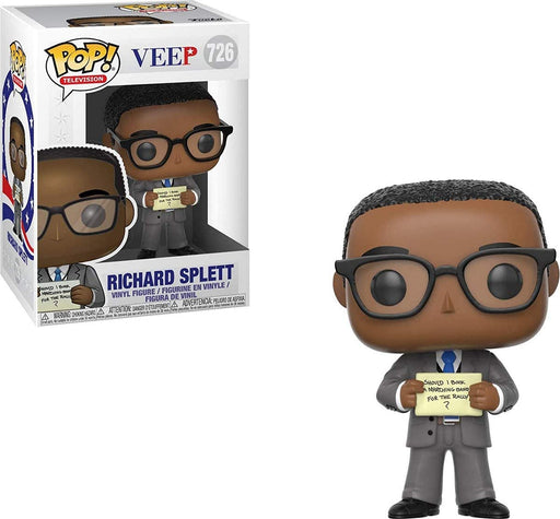 Funko POP! Veep - Richard Splett Vinyl Figure #726