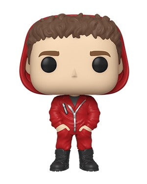 Funko POP! Money Heist (La Casa De Papel) - Rio Vinyl Figure