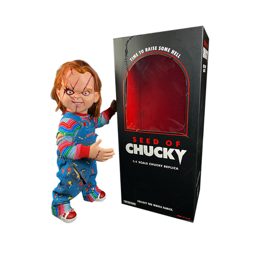Trick or Treat Studios: Seed of Chucky - Good Guys Doll Chucky (KickStarter Version)