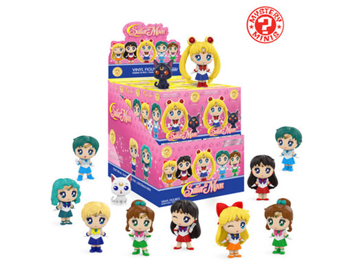 Funko Mystery Minis: Sailor Moon (Specialty Series) Mystery Minis - Case of 12