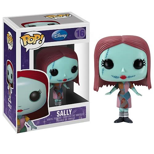 Funko Pop! Disney - Nightmare Before Christmas Sally Vinyl Figure #16