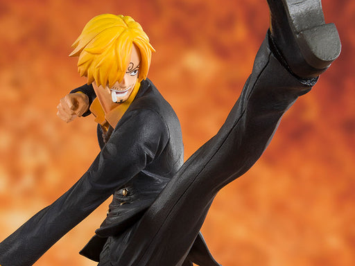 Figuarts ZERO: One Piece - Black Leg Sanji