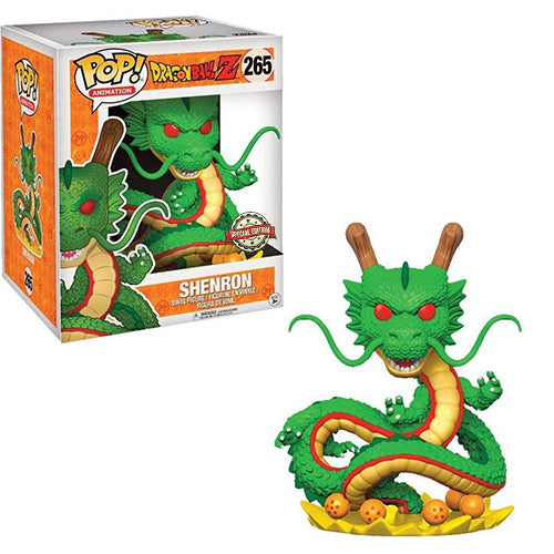 shenron special edition sticker funko pop