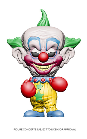 [PRE-ORDER] Funko POP! Killer Klowns from Outer Space - Shorty Vinyl Figure