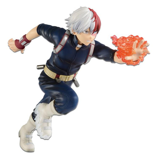 Banpresto: My Hero Academia Enter The Hero - Shoto Todoroki Figure