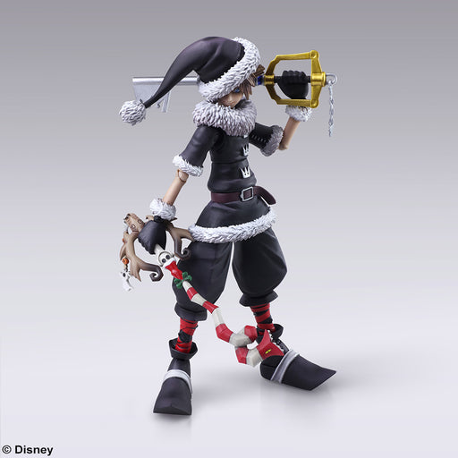 SQUARE ENIX: KINGDOM HEARTS II BRING ARTS™ - Sora Christmas Town Version