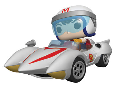 [PRE-ORDER] Funko POP! Ride: Speed Racer - Speed and Mach 5 Vinyl Figure