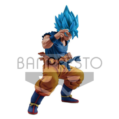 [PRE-ORDER] Banpresto: Dragon Ball Super Masterlise - Super Saiyan God Super Saiyan Goku